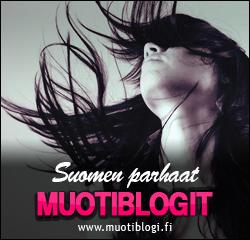 Suomen parhaat muotiblogit